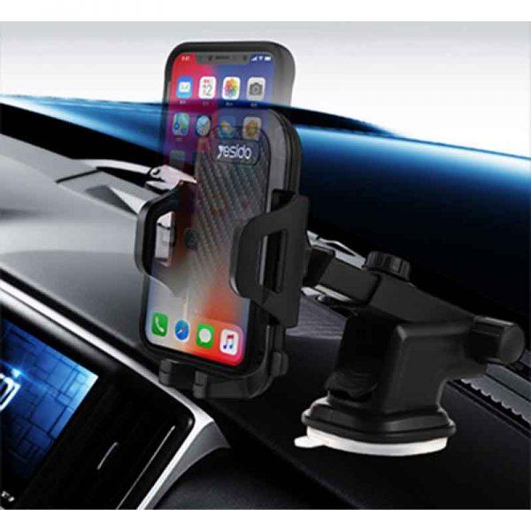 پایه نگهدارنده موبایل Yesido C23 Car Holder