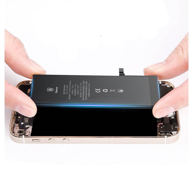 باتری آیفون 5 بیسوس Baseus iPhone 5 Battery 1440mAh BS-IP5