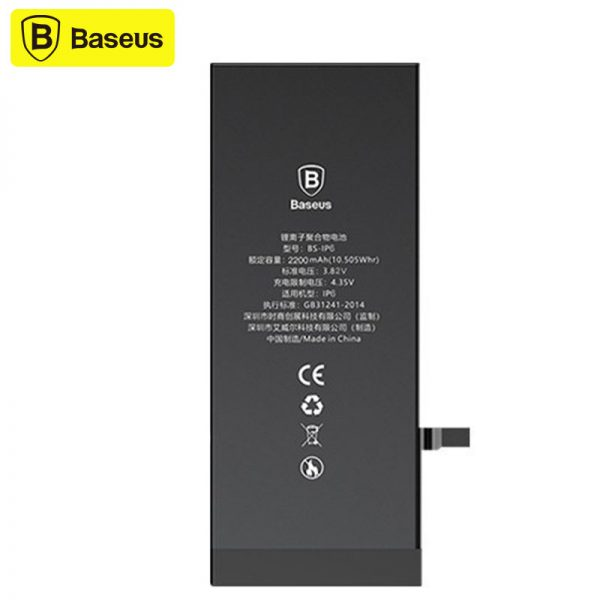 باتری آیفون 8 بیسوس Baseus iPhone 8 Battery 2250mAh