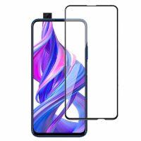 محافظ صفحه نمایش شیشه ای گلس هواوی هونر 9X تمام چسب و تمام صفحه Full Glass Screen Protector Huawei Honor 9X