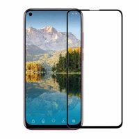 محافظ صفحه نمایش شیشه ای گلس هواوی Nova 4 تمام چسب و تمام صفحه Full Glass Screen Protector Huawei Nova 4
