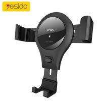 هولدر و وایرلس شارژ یسیدو Yesido C45 Wireless Charger Car Mount