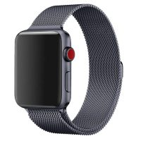 بند فلزی اپل واچ Apple Watch Milanese Loop Band 42/44mm