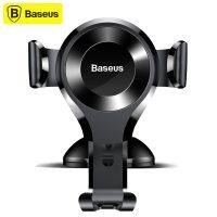پایه نگهدارنده موبایل بیسوس Baseus Osculum Type Gravity