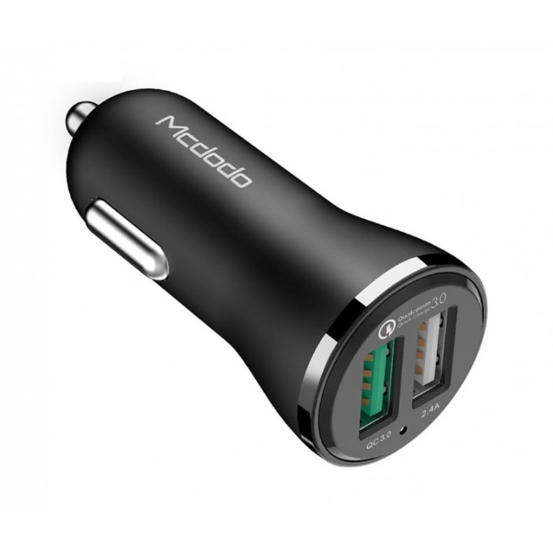 Mcdodo Car Charger Dual USB 30W MAX CC-4910