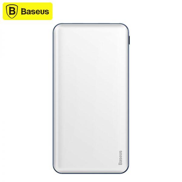پاوربانک بیسوس ۱۰۰۰۰ میلی آمپر Baseus Simbo Smart 10000mAh Power Bank