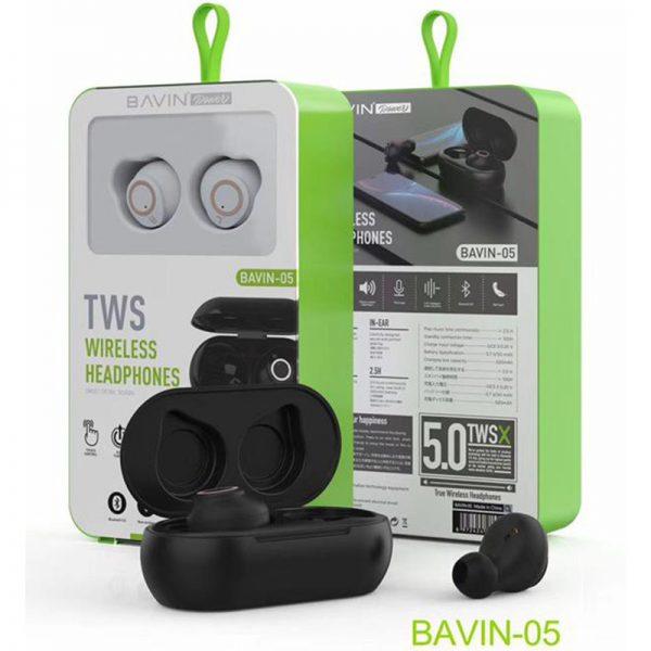 Bavin 05 TWS bluetooth headset