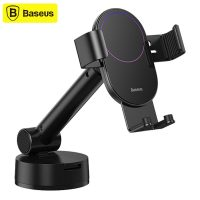 پایه نگهدارنده گوشی بیسوس Baseus Simplism Gravity Car Mount Holder with Suction Base