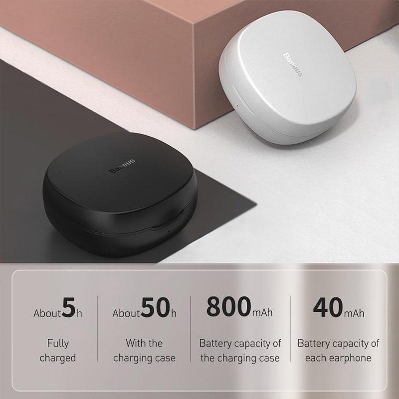 هندزفری بلوتوث بیسوس Baseus WM01 Plus TWS Wireless