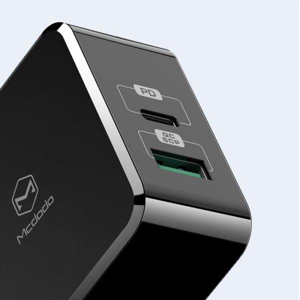 شارژر دیواری فست شارژ مک دودو MCDODO 30W PD Multi USB Charger CH-692
