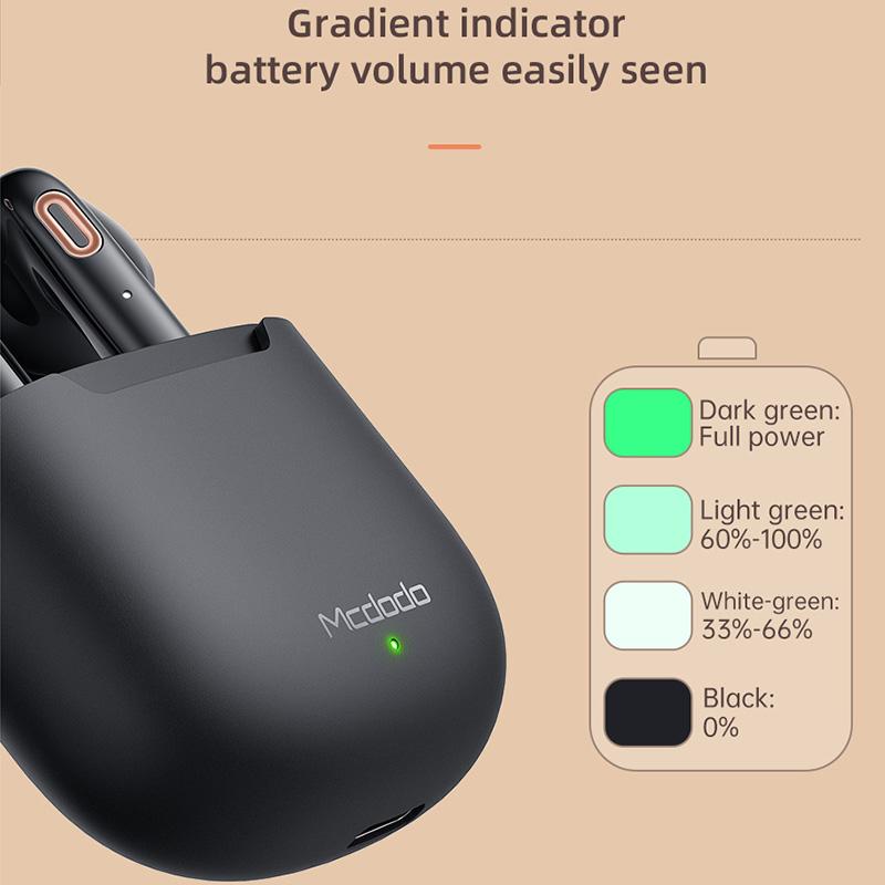 هندزفری بلوتوث مک دودو MCDODO HP-788 TWS Bluetooth Earphones