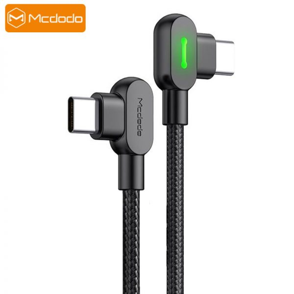 کابل تایپ سی به تایپ سی مک دودو Mcdodo CA-8080 Type-C to Type-C Data Cable