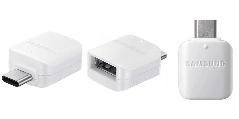 تبدیل OTG سامسونگ USB به EE-UN930BW Samsung USB-C