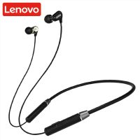 هندزفری بلوتوث لنوو Lenovo HE08 Hanging Wireless Bluetooth