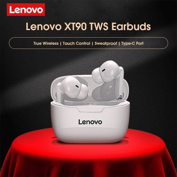 هندزفری بلوتوث لنوو Lenovo XT90 TWS Earbuds Bluetooth