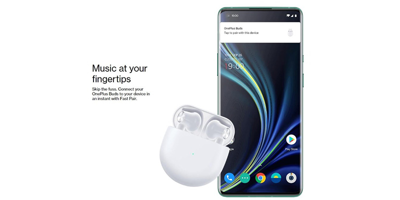 هندزفری بلوتوث وان پلاس بادز OnePlus Buds E501A TWS Earphones Bluetooth