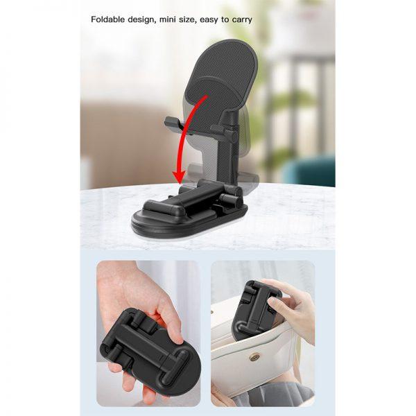 هولدر رومیزی گوشی و تبلت یسیدو Yesido C85 Desktop Mount Holder