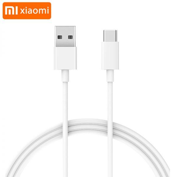 کابل شارژ تایپ سی اصلی شیائومی Xiaomi Mi USB Type C SJX14ZM USB 2.0