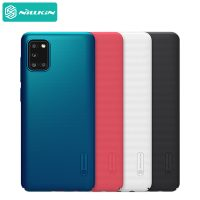 قاب محافظ نیلکین سامسونگ Nillkin Super Frosted Shield Case Samsung Galaxy A31
