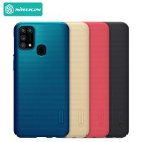 قاب محافظ نیلکین سامسونگ Nillkin Super Frosted Shield Case Samsung Galaxy M31