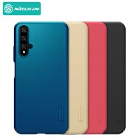 قاب محافظ نیلکین هواوی Nillkin Super Frosted Shield Case Huawei Honor 20 / Nova 5T