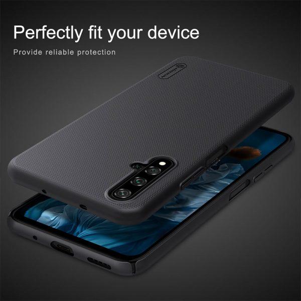 قاب محافظ نیلکین هواوی Nillkin Super Frosted Shield Case Huawei Honor 20 / Nova 5T