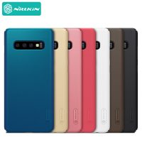 قاب محافظ نیلکین سامسونگ Nillkin Super Frosted Shield Case Samsung Galaxy S10 Plus
