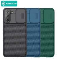 قاب محافظ نیلکین سامسونگ Samsung Galaxy S21 Plus Nillkin CamShield Pro Case