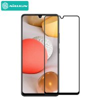 محافظ صفحه نمایش شیشه ای نیلکین سامسونگ Samsung Galaxy A42 Nillkin CP+ Pro