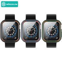 قاب و محافظ صفحه نمایش نیلکین اپل واچ Nillkin CrashBumper case for Apple Watch 40mm, 44mm Series 4,5,6,SE