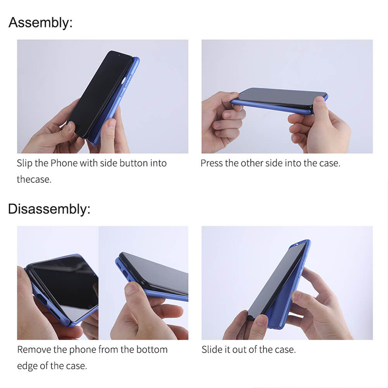 قاب محافظ نیلکین سامسونگ Nillkin Frosted Shield Case Samsung Galaxy A32 5G