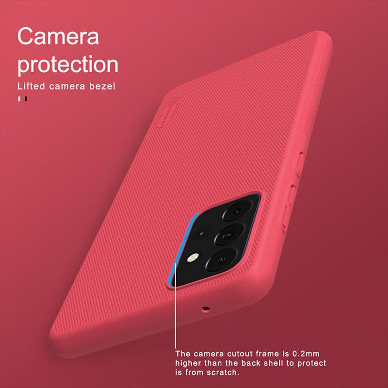 قاب محافظ نیلکین سامسونگ Nillkin Frosted Shield Case Samsung Galaxy A72 5G