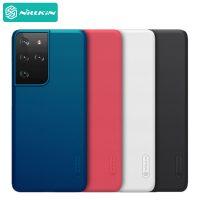 قاب محافظ نیلکین سامسونگ Nillkin Frosted Shield Case Samsung Galaxy S21 Ultra