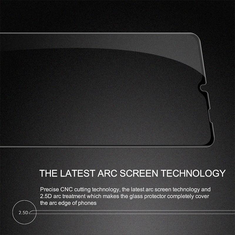محافظ صفحه نمایش شیشه ای نیلکین سامسونگ Samsung Galaxy A32 5G Nillkin CP+ Pro