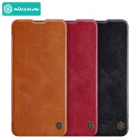 کیف چرمی نیلکین سامسونگ Samsung Galaxy M51 Nillkin Qin Leather Case