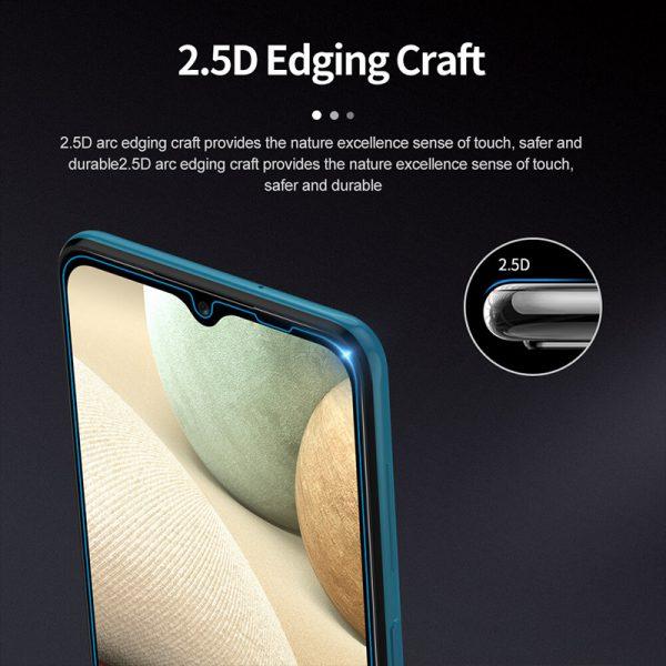 محافظ صفحه شیشه ای نیلکین سامسونگ Samsung Galaxy A32 5G , A12 , M12 Nillkin H+ Pro