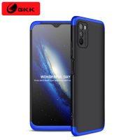 قاب 360 درجه GKK گوشی شیائومی Xiaomi Poco M3 GKK 360 Full Case