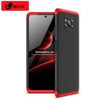 قاب 360 درجه GKK گوشی شیائومی Xiaomi Poco X3 GKK 360 Full Case