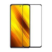محافظ صفحه نمایش شیشه ای گلس شیائومی Full Glass Screen Protector Xiaomi poco X3 / poco X3 NFC