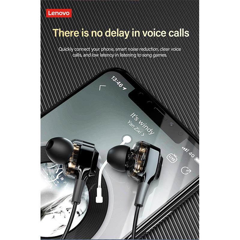 هندزفری بلوتوث لنوو Lenovo XE66 Bluetooth Wireless Earphone