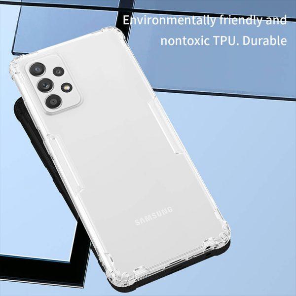 قاب ژله ای نیلکین سامسونگ Nillkin Nature Series TPU Case Samsung Galaxy A72 4G , A72 5G