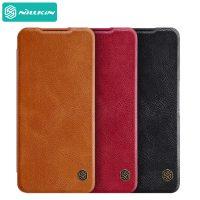 کیف چرمی نیلکین شیائومی Xiaomi Mi 11 Pro Nillkin Qin Leather Case