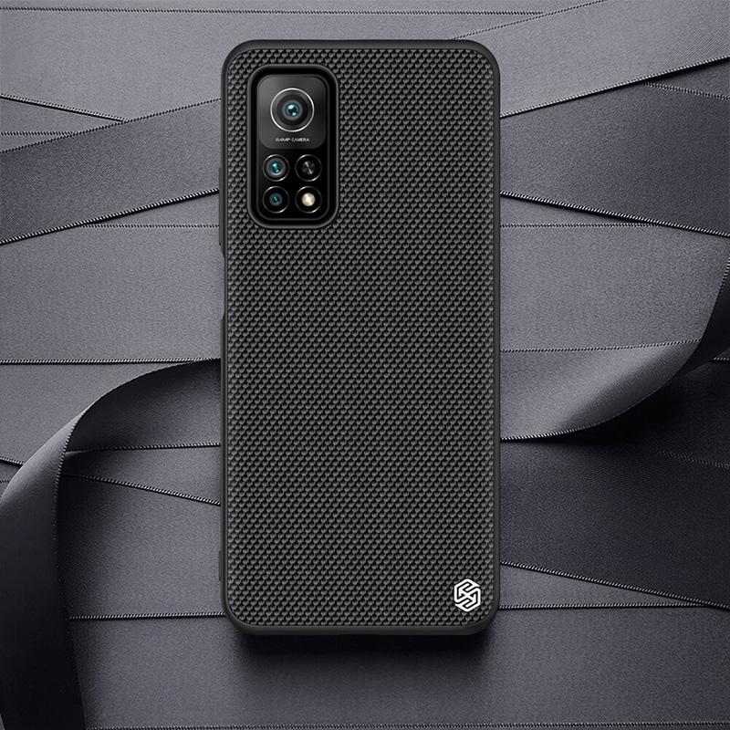 قاب نیلکین شیائومی Nillkin Textured nylon fiber Case Xiaomi Mi 10T / Mi 10T Pro