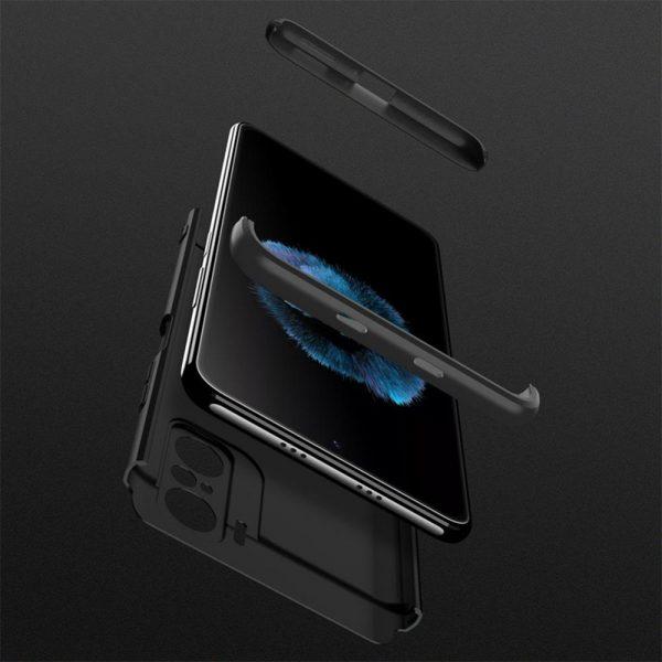 قاب 360 درجه GKK شیائومی Xiaomi Poco F3 / Mi 11i / Redmi K40 / K40 Pro / K40 Pro Plus GKK Case