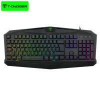 کیبورد سیمی گیمینگ T-Dagger Tanker T-TGK202 Gaming Keyboard