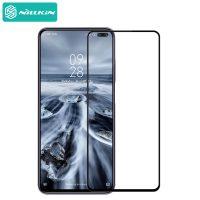 محافظ صفحه نمایش شیشه ای نیلکین تمام صفحه تمام چسب Xiaomi Redmi K30, K30i, Poco X2 , Poco X3, Poco X3 NFC, Mi10T Lite 5G, Mi10T 5G, Mi 10T Pro 5G, Redmi Note 9 Pro 5G, Mi10i 5G, Poco X3 Pro Nillkin CP+ Pro