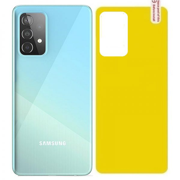 برچسب محافظ پشت گوشی سامسونگ Back Screen Protector For Samsung Galaxy A52 4G , 5G