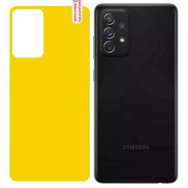 برچسب محافظ پشت گوشی سامسونگ Back Screen Protector For Samsung Galaxy A72 4G , 5G