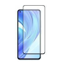 محافظ صفحه نمایش شیشه ای گلس شیائومی Full Glass Screen Protector For Xiaomi Mi 11 Lite
