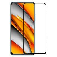 محافظ صفحه نمایش شیشه ای شیائومی Full Glass Screen Protector Xiaomi Poco F3